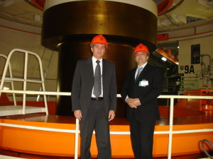 Energia Hidráulica - Gerador Itaipu