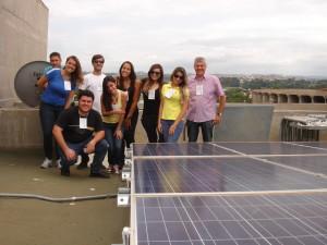 Energia Solar - Mineirão