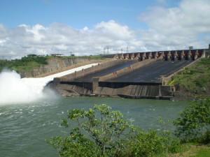 Energia Hidráulica - Itaipu